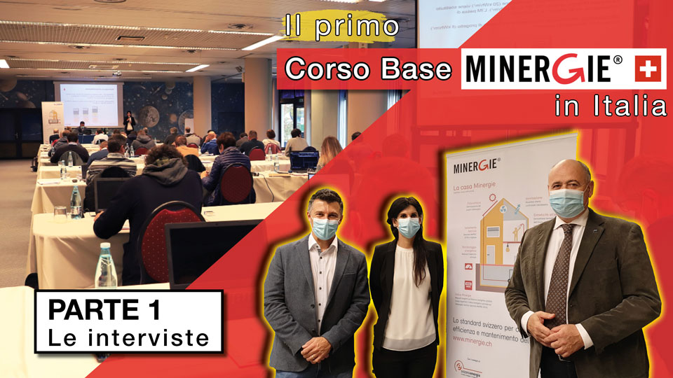 MINERGIE🇨🇭 Corso Base | Verona 2020 | Le interviste