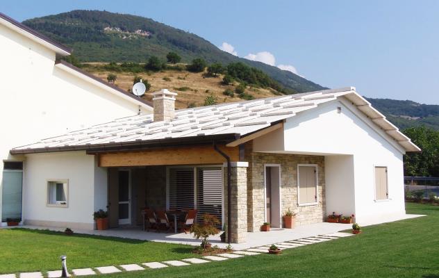 Villa unifamiliare - Cavalo (VR)