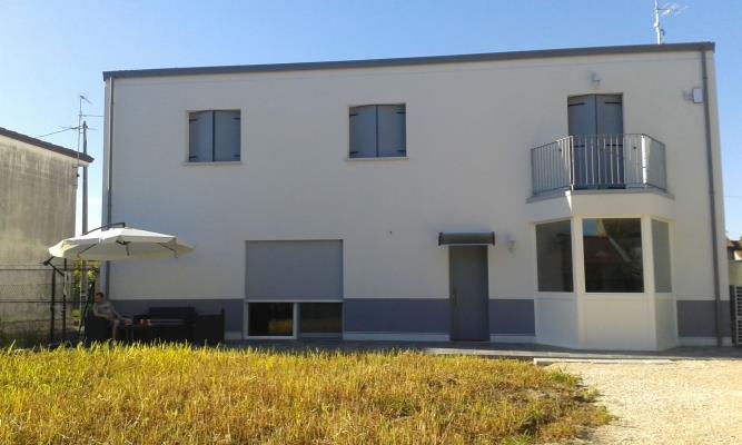 Casa unifamiliare - Vangadizza (VR)