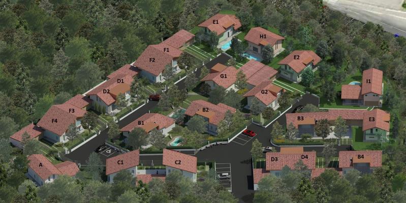 Borgo residenziale - Tradate (VA)