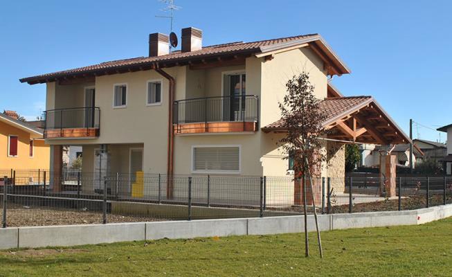 Villa unifamiliare – Povegliano