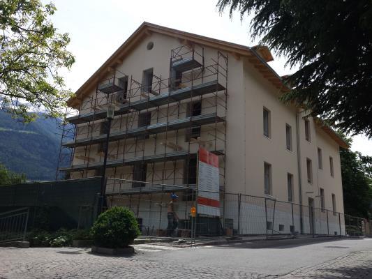 Edificio plurifamiliare - Naturno (BZ)